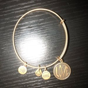 Alex and Ani Love Bracelet